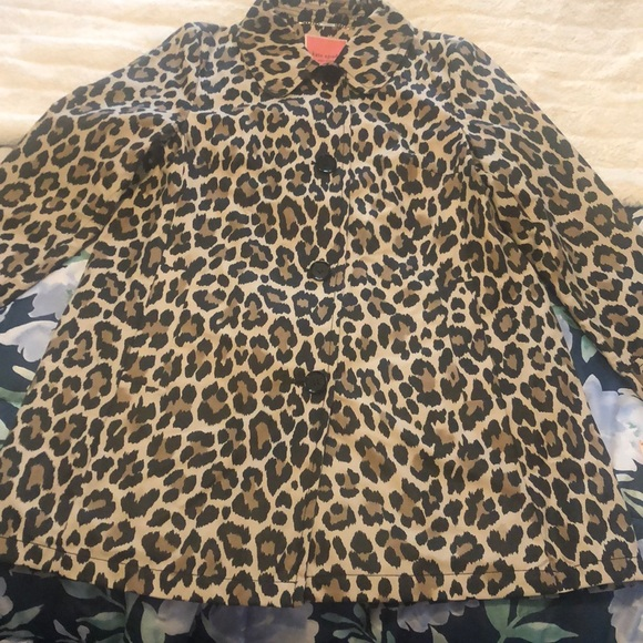 New Kate Spade trench coat size M
